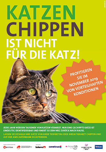 katzenchip aktion 2019